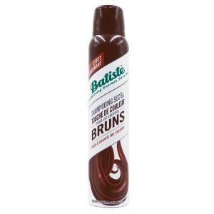 "Shampooing Sec ""Brun"" Batiste"