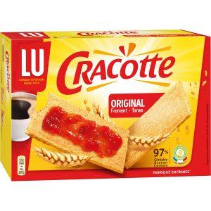 Biscottes Au Froment Cracotte Original