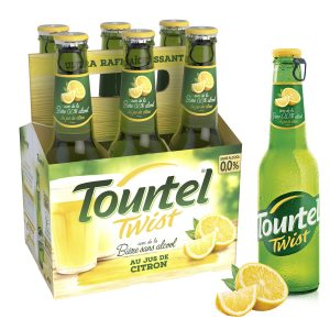 Cerveza Sin Alcohol Sabor A Limón Tourtel Twist