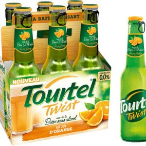 Cerveza Sin Alcohol Sabor A Naranja Tourtel Twist