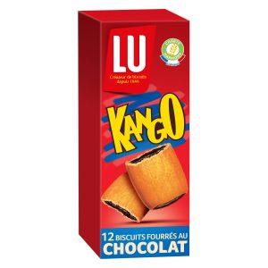 Galletas Rellenas De Chocolate Kango Lu